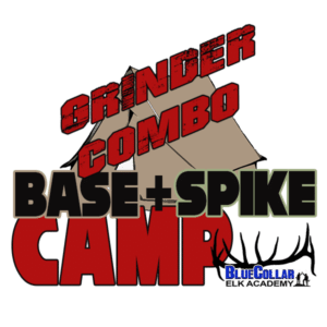 Blue Collar Elk Academy – Grinder's Combo