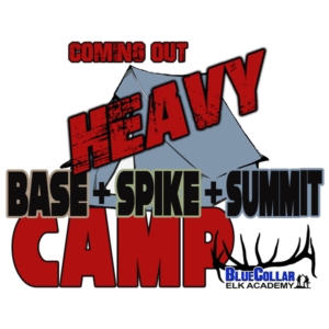 Blue Collar Elk Academy – Heavy Combo