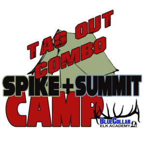Blue Collar Elk Academy – Tag Out Combo